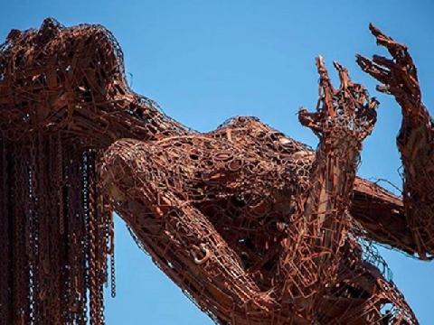 Những tác phẩm điêu khắc vượt qua giới hạn sáng tạo của con người (P1)