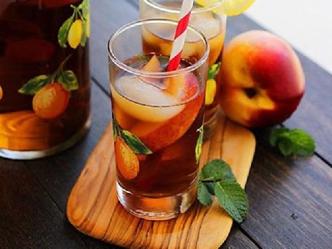 Cách làm trà táo mật ong giải nhiệt