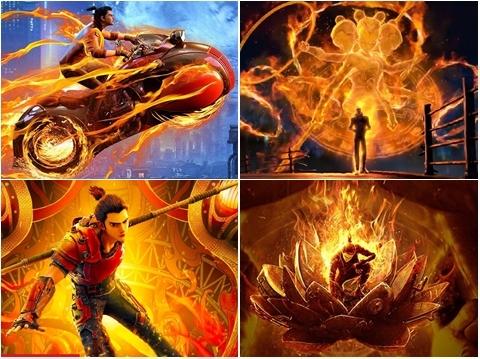 Đồ họa đỉnh cao trong hoạt hình 'Tân Phong Thần: Na Tra Trùng Sinh'