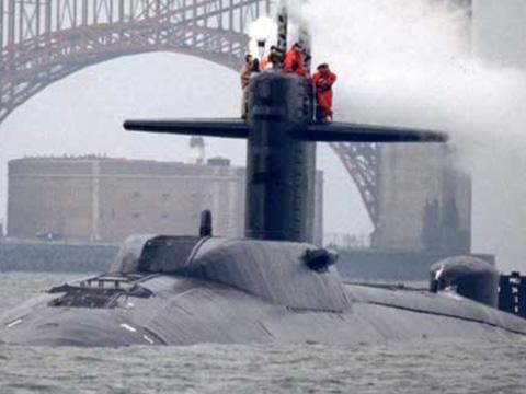 Tàu ngầm Parche - ''sát thủ'' dưới lòng đại dương của Mỹ