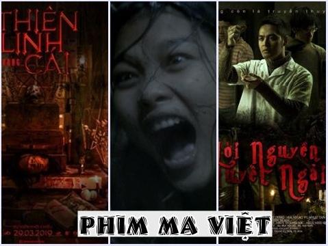Tuyển tập những phim kinh dị Việt Nam kinh hãi nhất