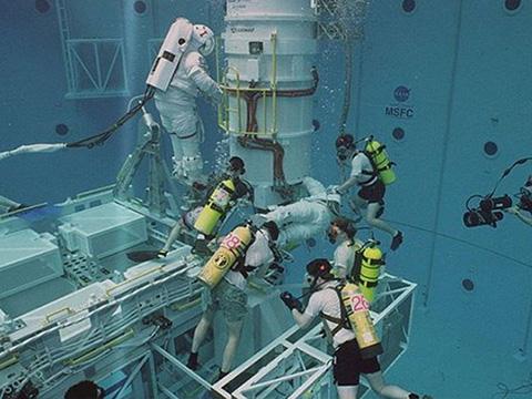 Cận cảnh Nasa - Nơi mở ra một thế giới mới của vũ trụ
