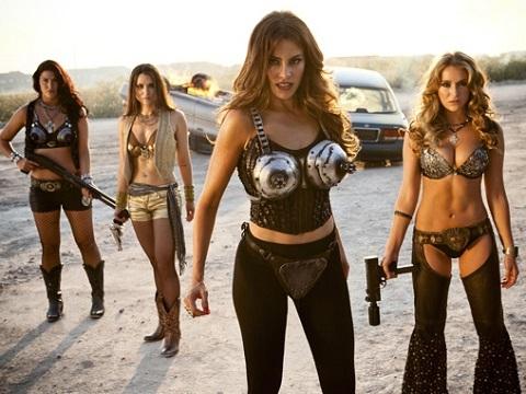 Khẩu súng có 1-0-2 của hội chị em