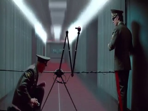Sử dụng công nghệ cao đột nhập vào căn cứ quân đội Nga