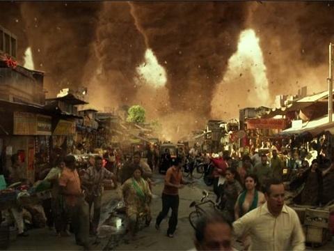 Những thảm họa thiên nhiên đáng sợ trên màn ảnh