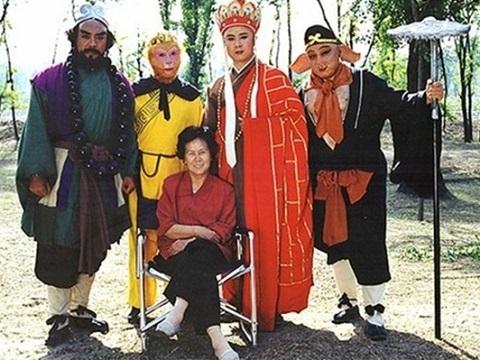Video hậu trường 'hàng hiếm' Tây Du Ký 1986
