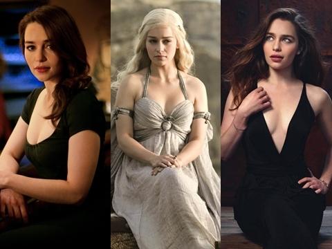 """""""Mẹ Rồng"""" Emilia Clarke: Từ nhân viên chạy bàn tới """"nữ hoàng Rom-Com"""" Hollywood"""