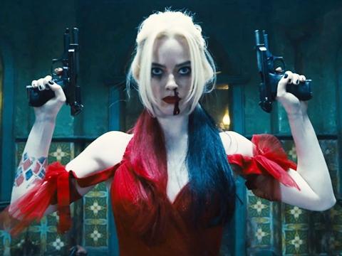 Lộ cảnh hành động bạo lực của Harley Quinn trong ''The Suicide Squad 2021'