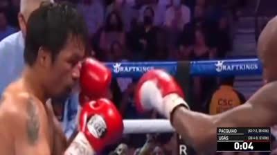 Manny Pacquiao thất bại sốc trước võ sĩ người Cuba