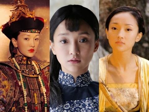 Vẻ đẹp của Châu Tấn qua từng bộ phim từ xưa đến nay