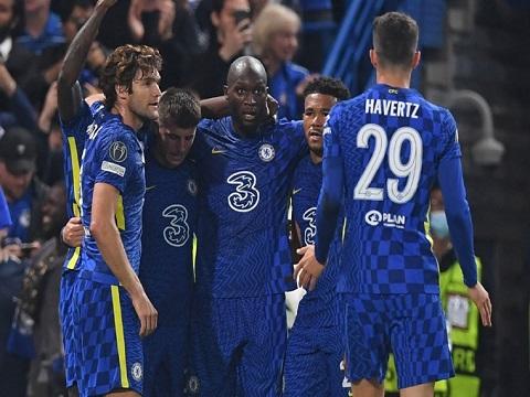 Chelsea 1-0 Zenit (Vòng bảng Champions League)