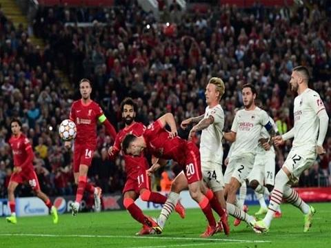 Liverpool 3-2 Milan (Vòng bảng Champions League)