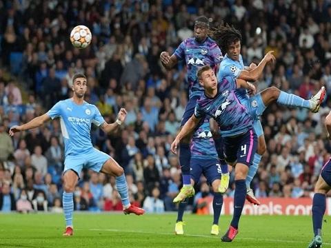 Manchester City 6-3 RB Leipzig (Vòng bảng Champions League)