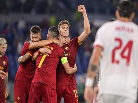Roma 5-1 CSKA Sofia (Vòng bảng Conference League 2021)