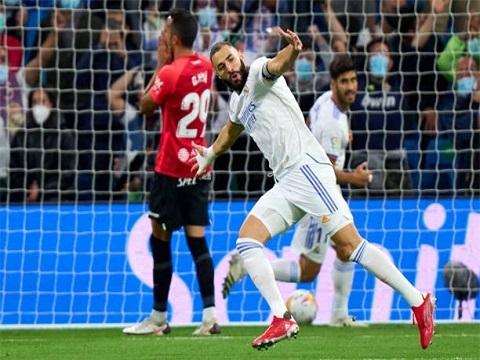 Real 6-1 Mallorca (Vòng 6 La Liga)