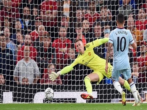 Man Utd 0-1 West Ham (Vòng 3 Cup Liên đoàn Anh)
